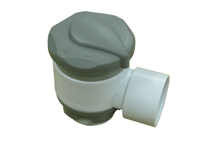 "1"" Hot Tub Valves With T Adapter Mushroom Cover  Spa Air Control Valve Hot Tub Parts"